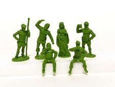 LOD Enterprises Barzso Plastic Figure Sets LOD045 Maid Marian And The Merry Men