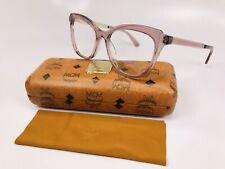 New MCM2656 658 Mauve Eyeglasses 52mm with Case & Cloth