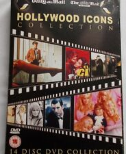 Complete 14 disc DVD set - Hollywood Icons Collection - Daily Mail