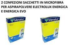 2 CONFEZIONI SACCHETTI ASPIRAPOLVERE ELECTROLUX 1073MENALUX ENERGICA ZS207ECO