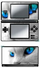 SKIN STICKER AUTOCOLLANT DECO POUR NINTENDO DS LITE REF 5 CHAT