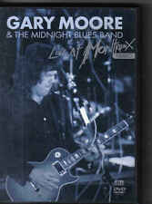 Gary Moore-Live At Montreux Music DVD