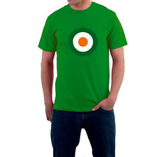 Ireland Irish Air Corps Target T-shirt Roundel. S-5XL Sillytees