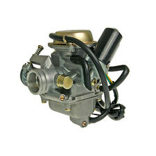 24mm Gy6 Carburetor Gas Scooter Moped Engine 125-150cc 4 stroke w/warranty NEW