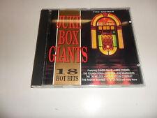 CD  Juke Box Giants- the Sixties