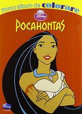 Pocahontas primo album da colorare - Disney Libri - Libro nuovo in offerta !