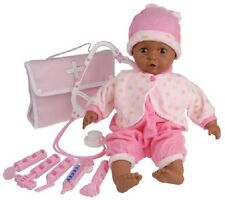"Lissi 16"" Interactive Doctor Baby with Dr. Bag and Accessories"
