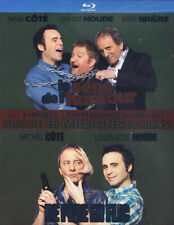Le Sens De L'Humour / De Pere En Flic (Coffret Cote-Houde) (Blu-Ray) (Blu-Ray)