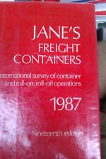 Jane's Freight Containers 1987