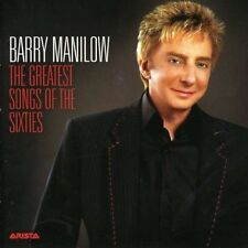 BARRY MANILOW - GREATEST SONGS OF THE SIXTIES: CD ALBUM (2006)