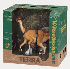 NEW Battat Terra Nanshiungosaurus dinosaur model - brand new in box