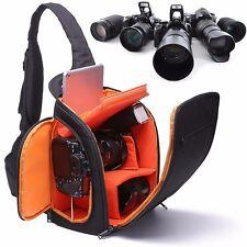 Caden Backpack Shoulder Bag Messenger Case For Nikon DSLR SLR Camera& Acessories