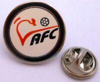 Pin / Anstecker + FC Valenciennes + Crest Badge + Frankreich #202