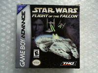 Star Wars: Flight of the Falcon Nintendo Gameboy Advance GBA