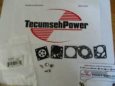 GENUINE 640256 Tecumseh rebuild kit for 640230,640231,640347 carburetor / augers