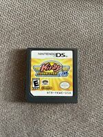 Kirby Super Star Ultra (Nintendo DS, 2008) Authentic