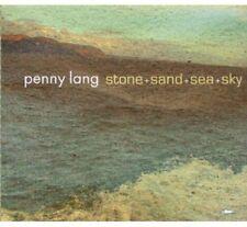 Penny Lang - Stone+Sand+Sea+Sky [New CD]