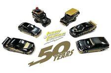 Johnny Lightning 1/64 50th Anniversary Import Cars (Set of 6) Diecast JLCP7197
