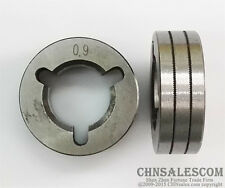 Wire Feed Drive Roller Kunrled Groove 09mm 035 Mig Mag Miller Welder Aluminum
