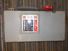 Cutler Hammer Eaton 30 Amp Enclosure DH221NRK *FREE SHIPPING*