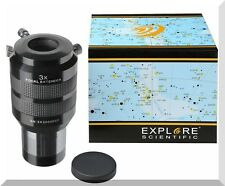 "EXPLORE SCIENTIFIC Fokal Extender 3x 50,8mm/2"""