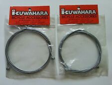 Vintage Kuwahara BMX,MTB Brake Cable Set. NOS.