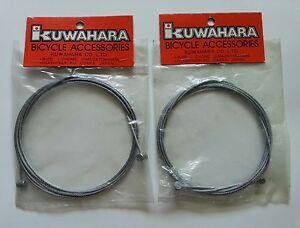 Vintage Kuwahara BMX,MTB Brake Cable Set. NOS.
