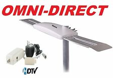 IMEGA OMNI DIGITAL HD ANTENNA HDTV UHF FM DTV INDOOR OUTDOOR OTA CAMP RV 8008