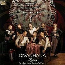 DIVANHANA - ZUKVA: SEVDAH FROM BOSNIA'S FINEST NEW CD