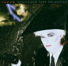 Japan - Gentlemen Take Polaroids Nuevo CD
