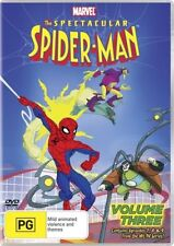 The Spectacular Spiderman : Vol 3 (DVD, 2010)