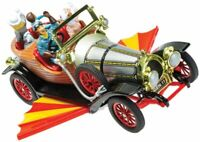 CORGI CC03502 CHITTY CHITTY BANG BANG model car + 4 figures Working wings 1:45th