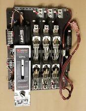 Zenith Control ZTS22EX-7AAAAEPRRTUW Automatic Transfer Switch 225 Amp 3 Ph KMGM