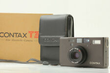[Mint in Box] Contax T3 Black Point & Shoot 35mm Film Camera from JAPAN