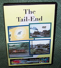 "20191 TRAIN VIDEO DVD ""THE TAIL END"" CABOOSE SPECIAL CN"