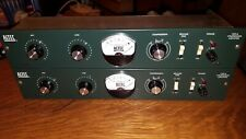 TWO VINTAGE ALTEC 1591A COMPRESSOR AMPLIFIERS, STOCK, WORKING GREAT