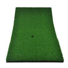 Pgm Golf Backyard Grass Mat Hitting Practice Green Rubber Indoor Golfing Pads