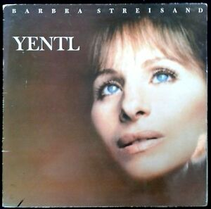 BARBRA STREISAND - Yentl Soundtrack Picture - Spain  LP CBS 1983 - Gatefold