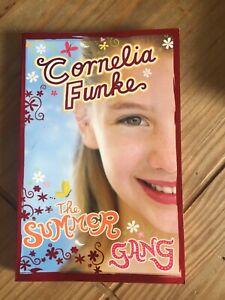 Cornelia Funke-Summer Gang