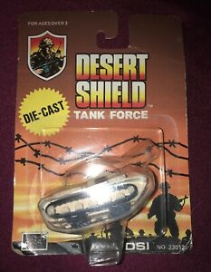 Vintage Desert Shield Tank Force