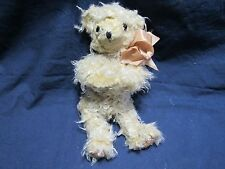 Antique Looking Well Loved Bear Shabby Shaggy Jointed Arms and Legs Primitive
