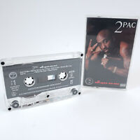 All Eyez On Me Cassette Book 2 2pac Tupac Death Row RARE