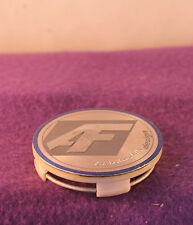 AF Automotive Design Silver Custom Wheel Center Cap Set of One (1) pn: STW-061