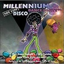 Nonstop Millennium Disco Dance Party The Millennium Dance Party All-Stars CD NEW