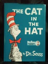 """Cat in the Hat Dr. Seuss: Collectors Edition: (9.0"""" X  11.5"""" Big Book) """"NEW HC"""""""