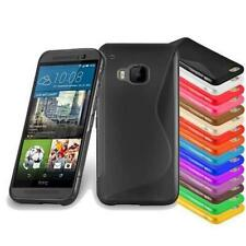 TPU S-LINE Cover Bumper Silicone GEL Case for HTC WINDOWS PHONE Hard Skin Rubber