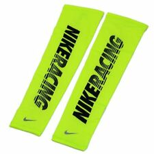 Nike Light Weight Racing Sleeves Size: L/Xl, Yellow x Black