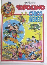 """TOPOLINO PIU' N.2 - maggio 1983 - """"TOPOLINO E IL CIRCO AEREO"""" - MONDADORI"""