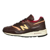 New Balance - M997 PAH Made in USA Brown Sneaker Sportschuhe