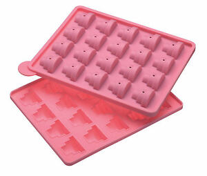 Sweetly Does It Cake Pop 3 Tier Round Silicone Cakepop Mould Baking Sheet